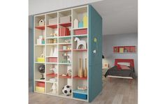 Children bedroom, furniture for children - Battistella