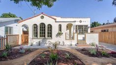 The three-bedroom Spanish bungalow boasts a brand-new kitchen and bathrooms, new hardwood floors and tiles, and a converted garage-cum-studio. The house is also a little bigger than when it last sold six months ago for $460,000.