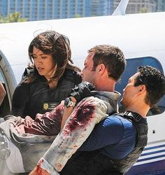 ♥♥♥ Steve gets shot. Hawaii Five-0 season 6 finale  ep 6.25