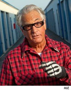 Barry Weiss from Storage Wars.