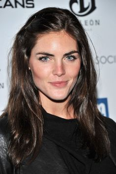 natural | hilary rhoda hair colour and make up