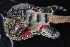 zombie guitar
