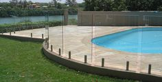 61 Frameless Glass Pool Fencing Ideas Glass Pool Fencing Pool Fence Glass Pool