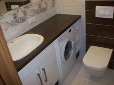 Wnętrza, łazienka w bloku - długo oczekiwana i ciągle jeszcze nie dokończona