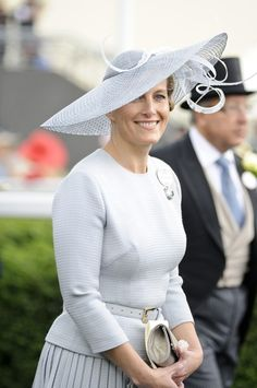Royal Ascot 2012, Day 2: HRH The Countess of Wessex (20 Jun 2012) [Ben Pruchnie/Getty Images]