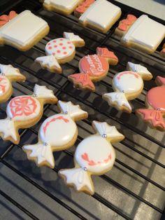 Candies cookies