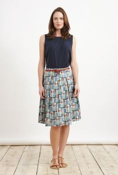 Eleanor Skirt seasalt clothing