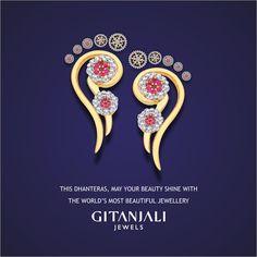 #Gitanjali #Jewels #Facebook Page for #Dhanteras.