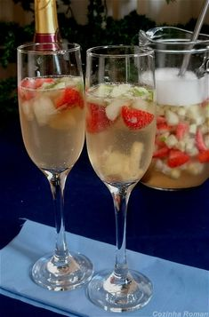 Non Alcoholic Cocktails, Vodka Drinks, Beverages, Avocado Egg Salad, Healthy Snacks, Healthy Recipes, Tasty, Yummy Food, White Wine