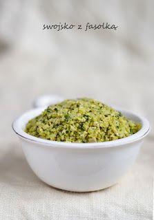 swojsko z fasolką: brokuł