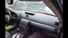 Plush Velour, Smoke DashMat VelourMat Dashboard Cover Chrysler PT Cruiser