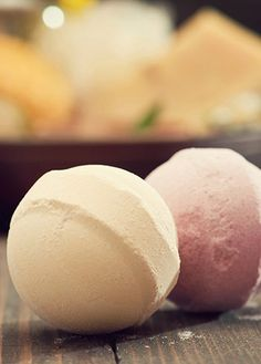 Is your Valentine THE BOMB? Yeah, we thought so! And, these #DIY Bath Bombs are the perfect way to show the love! #cozywithcupid