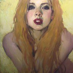 My favorite Malcolm Liepke painting