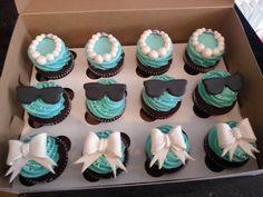 Tiffany Cupcakes   Breakfast at Tiffany's Cupcakes