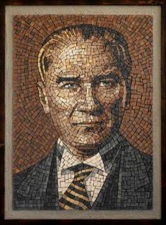 Mosaic Artwork, Mosaic Wall Art, Mirror Mosaic, Mosaic Glass, Mosaic Tiles, Glass Art, Stained Glass Designs, Mosaic Designs, Egg Shell Art