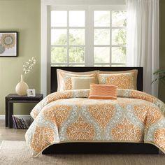 Intelligent Design Sabrina 5-piece Comforter Set