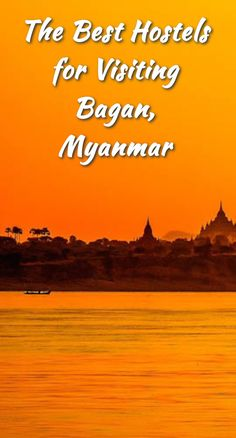 The Best Hostels for Visiting Bagan, Myanmar: Bagan is an ancient city in central Myanmar, southwest of Mandalay. Standing on the eastern…