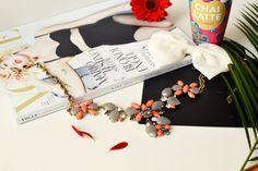 #2 - Modezeitschriften eignen sich nicht nur zum Lesen, Statementketten nicht nur zum Tragen und die Emmi Chai Latte Becher sind wunderschön anzuschauen :). All diese Dinge kann man auch getrost für Interior verwenden :)
