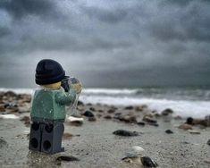 U.K. photographer Andrew Whyte took pictures of a tiny Lego man taking pictures every day for a year on his iPhone, and they're all tiny treasures. Working with LEGO for visual literacy activities is a simple and effective way to explore many aspects of visual grammar. Visual Literacy, Literacy Activities, Cat Toys, Doll Toys, Diy Montessori Toys, Lap Swimming, Hero Games, Airplane Toys, Lego Man