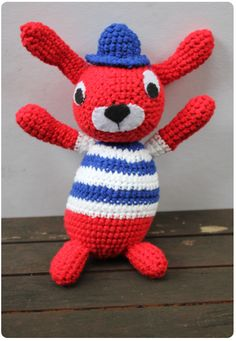 Canine Thespian: crochet- free pattern to download