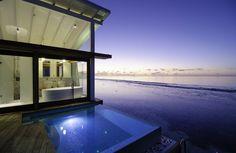 Island resort in the Maldives 16