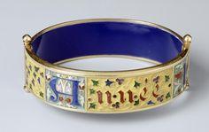 Neogothic Bracelet 1811 French
