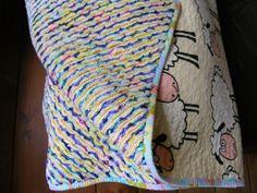 Chenille deken/plaid