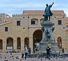 La Catedral Primada de América, Zona Colonial de Santo Domingo, R.D.