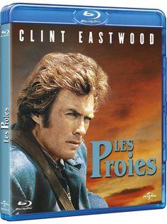 Les Proies CLINT EASTWOOD - BLU-RAY NEUF