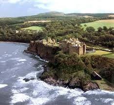 Culzean Castle - favorite castle in Scotland