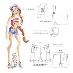 Winx Sailor: Concept Arts - Winx Club Episódios