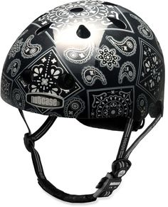 With personality aplenty, the Nutcase women's bike helmet offers great protection and multiple designs to match your whim.