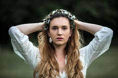 Spring Summer 2015, Every Woman, Flower Crown, Floral Wreath, Key, Unique, Inspiration, Beauty, Collection