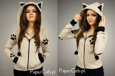 14 Cat-hoodie-ears-kitty-tracks-kawii-beige