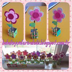 Elifce Bebek Oyunları ve Hobi: öğretmenler gunu hediyelerim (eva ile çiçek şeklin... Fall Eyeshadow Looks, Blue Eyeshadow Looks, Diy And Crafts, Martini, Birthday, Creative, Illustration, Kids, Spring