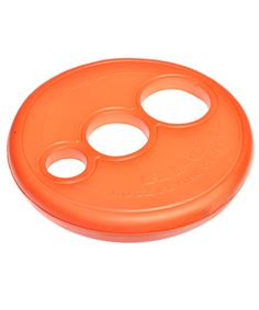 ROGZ RFO - ORANGE. Available from www.nuzzle.co.za Durable Dog Toys, Flying Disc, Interactive Dog Toys, Gourmet Dog Treats, Dog Teeth, Pet Accessories, Your Dog, Orange, Dogs