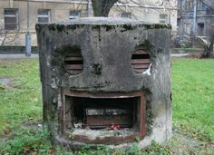 Faces in inanimate objects