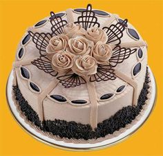 Easy Cake Decorating Themes And Ideas Cake Decorating Tools, Cake Decorating Techniques, Decorating Ideas, Cake Cookies, Cupcake Cakes, Fondant Cakes, Cupcake Piping, 3d Cakes, Decoration Patisserie