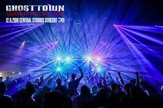 Ghosttown 2016 - Centrum Studios Utrecht