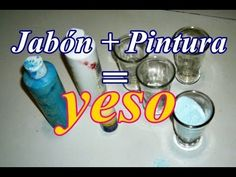 Jabón+pintura= Textura yeso// 5 tips - YouTube Chalk Paint, Decoupage, Stencils, Diy Crafts, Painting, Formulas, Youtube, 1, General Crafts