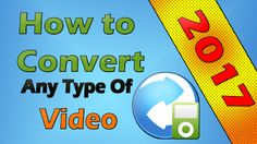 Any Video Converter 2017              If you need to  convert video to almost any format ,  Any Video Converter  is a powerful tool with a...