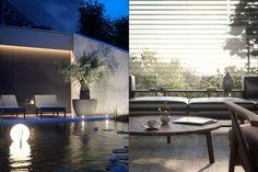 Best of Week 20/2016 - House in Vienna by ThirtyFour - Ronen Bekerman - 3D Architectural Visualization & Rendering Blog