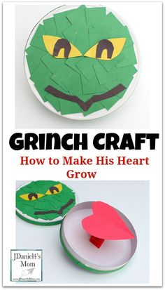 grinch-craft-how-to-make-his-heart-grow-pinterest