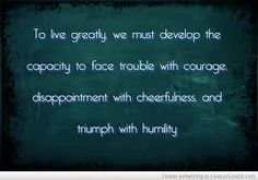 Its a good start! Humility, Trust Me, Disappointment, Self, Relationship, How To Get, Quotes, Quotations, Relationships