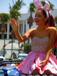 Two favorite things : Arianna Grande