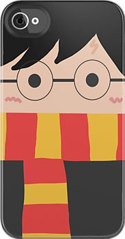 Cool - A Harry Potter iPhone Case.
