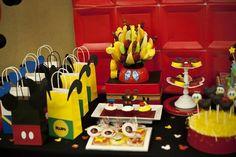 Mickey and Friends Party via Kara's Party Ideas | Kara'sPartyIdeas.com #MickeyMouse #MinnieMouse #Ideas #Supplies (7)