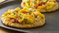 Pizza a colazione: si può fare