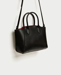 Image 1 de SHOPPER CABAS TAILLE MOYENNE de Zara