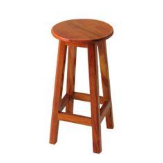 BQ04 banqueta alta rústica feita em madeira Peroba Rosa de demolição Wood Stool, House, Furniture, Home Decor, Wooden Daybed, Wood Chairs, American Kitchen, Banquettes, Chairs